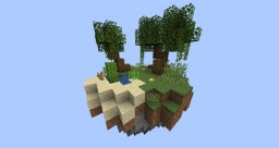Skyblock 2 Minecraft Map & Project