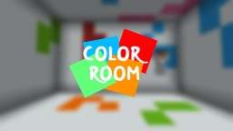 Color Room Minecraft Map & Project