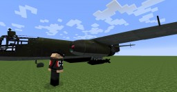 MCHelicopter WWII Aircraft pack 1.7.10 Alpha Minecraft Mod