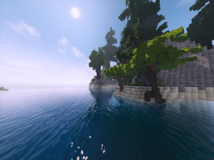 Screenshots taken by me, Kuda Shaders and Conquest Resource Pack