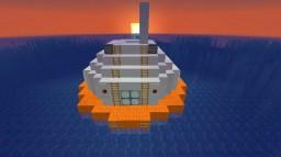 Exploration Pod Minecraft Map & Project