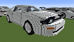 Toyota Celica (Fifth Generation) Minecraft Map & Project