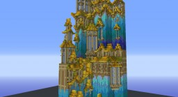 sárga város - My new small project - Built at Builder's Refuge Minecraft Map & Project
