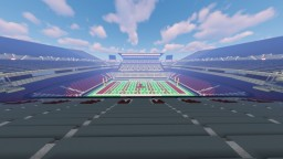 KYLE FIELD (TEXAS A&M AGGIES FOOTBALL STADIUM) Minecraft Map & Project