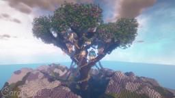 Mystery Tree Village | God Tree | Landscape | Minecraft Timelapse Minecraft Map & Project