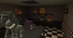 FNAF Pack Remastered (Forever Unfinished) Minecraft Texture Pack