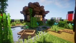 Oriental House Minecraft Map & Project