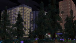 Russia city Minecraft Map & Project