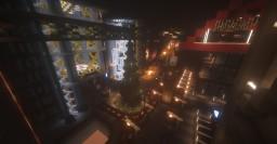 underground complex Minecraft Map & Project