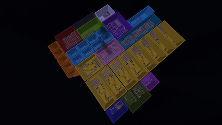 The 1400 command blocks