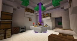 TeamBuild's Doctor Who Set Minecraft Map & Project
