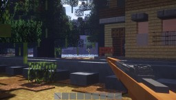 DayZ Minecraft Map & Project
