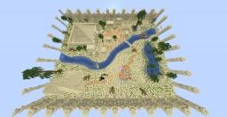 Petite citée égyptienne Minecraft Map & Project