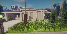 Modern Mansion 6 Minecraft Map & Project