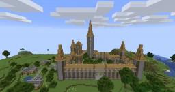 Starminster Castle Minecraft Map & Project