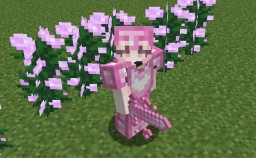 ♡Princess PVP♡ ~ cute PVP texture pack (1.16 UPDATE) Minecraft Texture Pack
