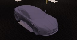 Aston Martin DB11 MCHeli Minecraft Map & Project