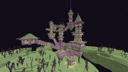 Zar, the reformed end city Minecraft Map & Project