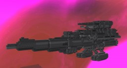 Space BattleShip Shematic 1.12.2 Minecraft Map & Project