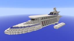 Lady Luck (Lando Calrissian) | SoroSuub 3000 Luxury Yacht Minecraft Map & Project