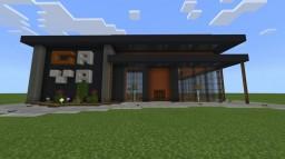 Gava modern restaurant Minecraft Map & Project