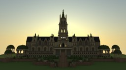 Palace of Vertinque Minecraft Map & Project