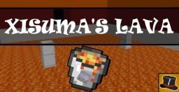 Xisuma's Lava - MINIGAME Minecraft Map & Project