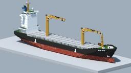 Boston Trader Minecraft Map & Project