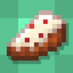 Piece of Cake Minecraft Mod