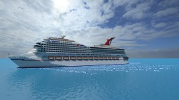 Carnival Conquest 1:1 Scale Recreation Minecraft Map & Project