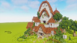 Old couple living in a closed school Minecraft Map & Project