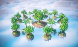 Tropical Skies Minecraft Map & Project