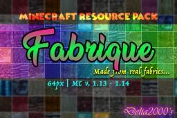 Fabrique [64px | 128px | 256px] MC1.14 Minecraft Texture Pack