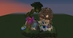 Fantasy village schematic Minecraft Map & Project