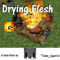 Dry Flesh (data pack) Minecraft Data Pack