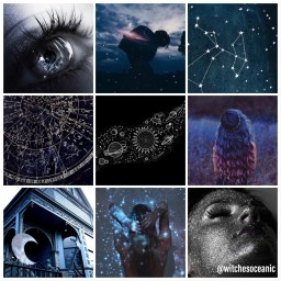 Stars and Planets - Aesthetic Board Contest Minecraft Blog