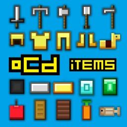 OCD items Minecraft Texture Pack