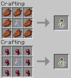 Junk to XP! Minecraft Data Pack