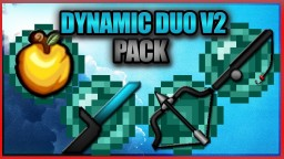 Dynamic Duo (Skeppy's pack 2019) Minecraft Texture Pack