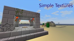 Simple Textures Minecraft Texture Pack