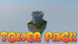 Jakubb's Tower pack | ᴶᵃᵏᵘᵇᵇ Minecraft Map & Project