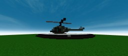 Simple Helicopter Minecraft Map & Project