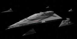 Resurgent-class Star Destroyer Finalizer Minecraft Map & Project