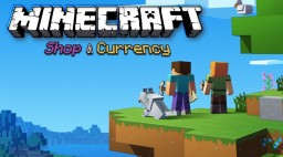 Shop & Currency v3.5 Datapack - Pre Patch! (The Coolest, Nicest and Easiest Money & Shop related Datapack for Minecraft) Minecraft Data Pack