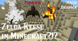 Zelda Keese [Datapack] Minecraft Data Pack
