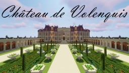 Château de Volenquis Minecraft Map & Project