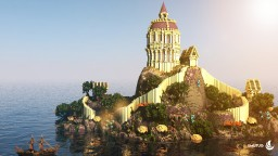 Aliria Minecraft Map & Project