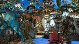 [ HardOwl ] - HardTale,OwlHouse Minecraft Map & Project