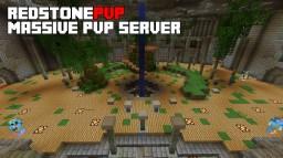 RedstonePvP - Massive PvP Server Minecraft Server
