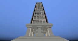 Sky High (High-Rise Building) Minecraft Map & Project
